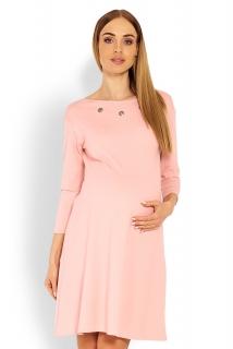 Tehotenské šaty 1631 -viac farieb empty 4a74e7a957c